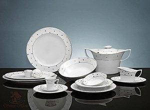 Столовые сервизы и наборы тарелок