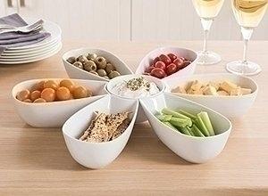 Блюда и салатницы
