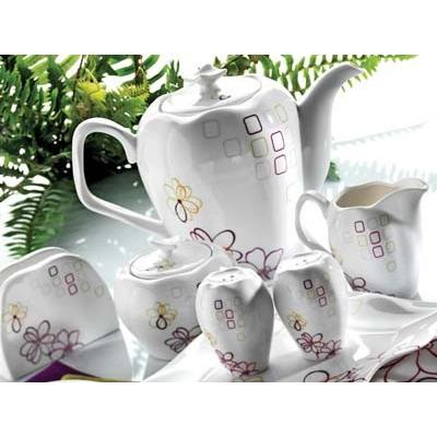 Фарфоровый чайный сервиз (01-17)