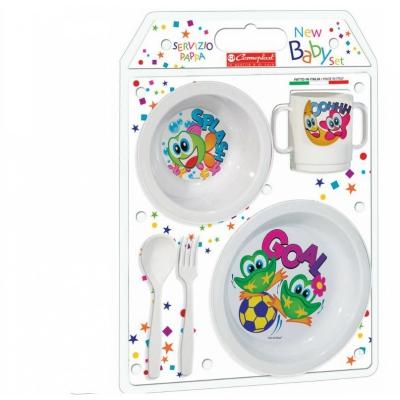 Детский набор посуды (C1156)