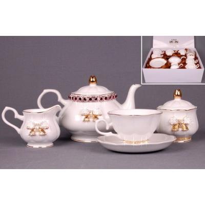 Чайный сервиз Принцесса, 15 предметов (55-2300-1)