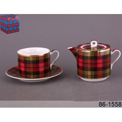 Чайный набор, 3 пр. (86-1558)