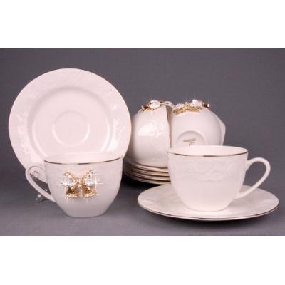 Чайный сервиз Принцесса, 12 пр. (392-001-1)