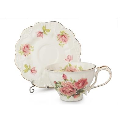 Чайный набор розы, 12 пр. (127-523)