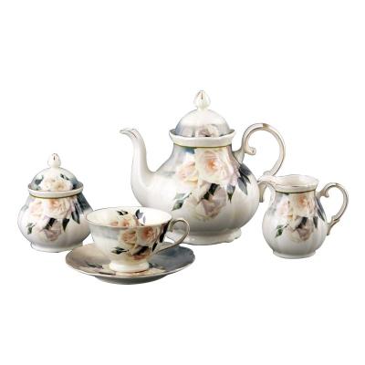Чайный набор розалия, 15 пр. (127-558)