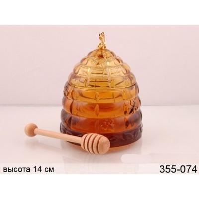Банка для мёда Янтарь (355-074)