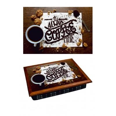 Поднос на подушке Coffee Time (2.24)