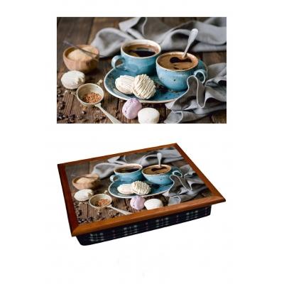 Поднос на подушке Сладости к кофе (2.78)