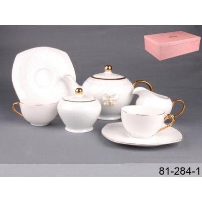 Чайный набор Принцесса, 15 пр. (81-284-1)