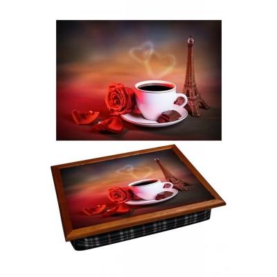 Поднос на подушке Кофейная романтика (2.46)