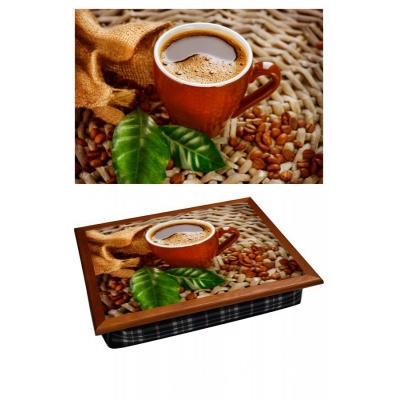 Поднос на подушке Кофейный аромат (2.5)