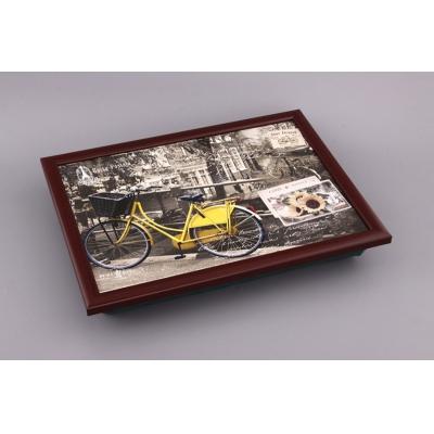 Поднос на подушке Велосипед (259-136)