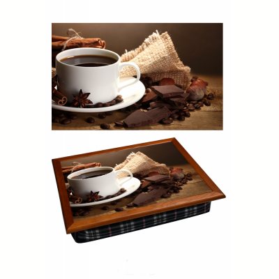 Поднос на подушке Вкус кофе (2.6)