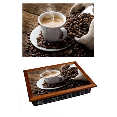 Поднос на подушке Любимый кофе (2.63)