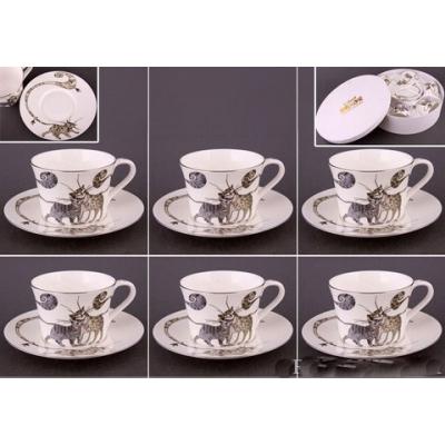 Чайный набор Котики (264-296)