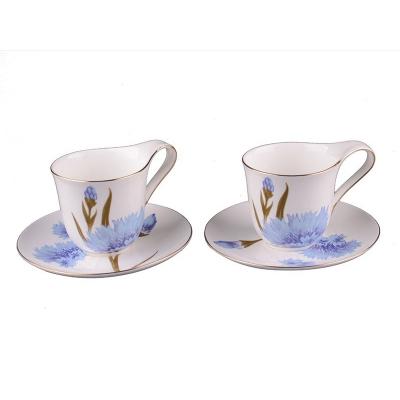 Чайный набор Василек, 4 пр. (264-427)
