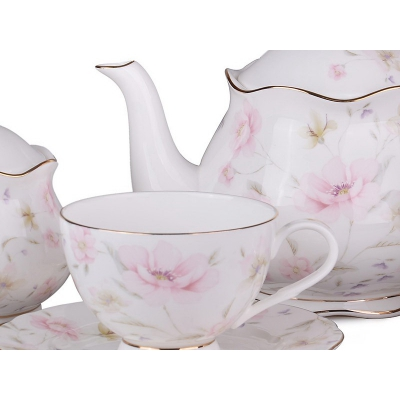 Чайный сервиз Лаура, 15 пр. (264-604)