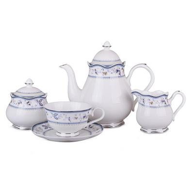 Чайный набор Шарлотт, 15 пр. (264-614)