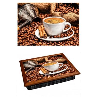 Поднос на подушке Кофейная турка (2.72)