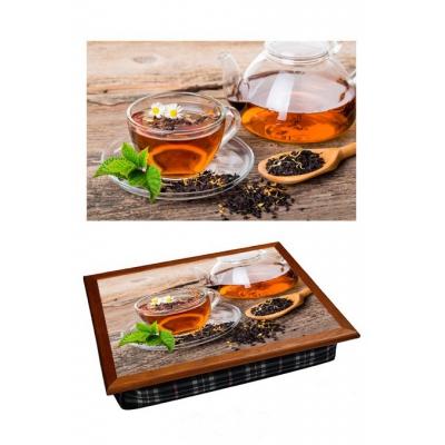 Поднос на подушке Чайная церемония (2.86)