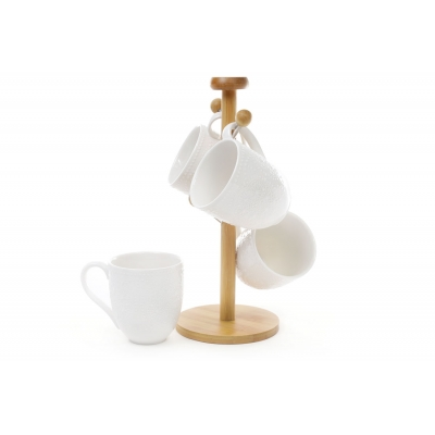 Чайный набор на подставке Naturel (289-249)