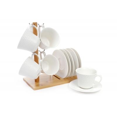 Чайный набор на подставке Naturel (289-274)