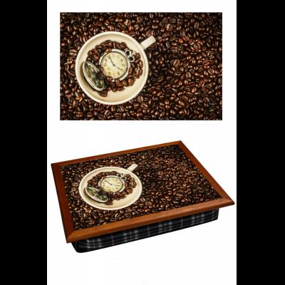 Поднос на подушке Время кофе (2.93)