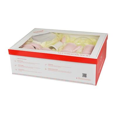 Чайный набор Pink, 14 пр. (359-008)