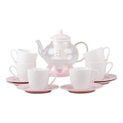 Чайный набор, 14 пр. (359-315)