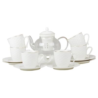 Чайный набор, 14 пр. (359-317)