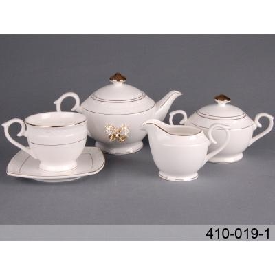 Чайный набор Принцесса, 15 пр. (410-019-1)
