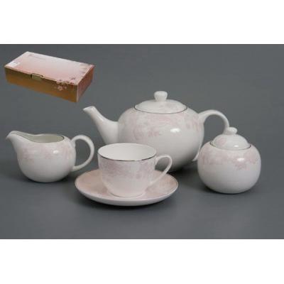 Чайный набор Розовый шелк (440-015)