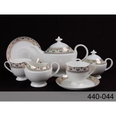 Набор чайный королевский двор, 15 пр. (440-044)