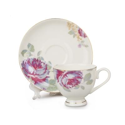 Чайный сервиз розалия, 12 пр. (440-065)