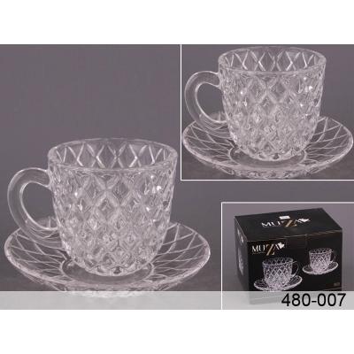 Чайный набор, 4 пр. (480-007)
