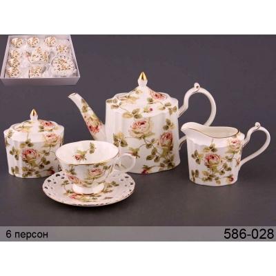 Чайный набор эмма, 15 пр. (586-028)