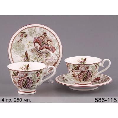 Чайный набор примавера, 4 пр. (586-115)
