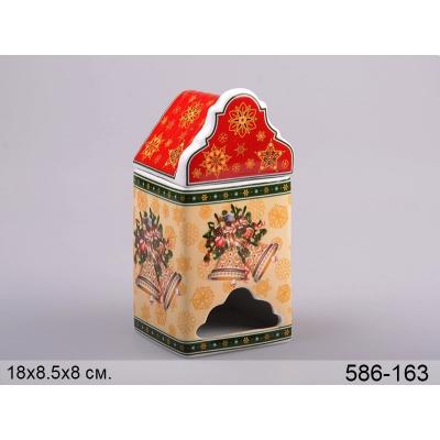 Банка для чая Колокольчики (586-163)