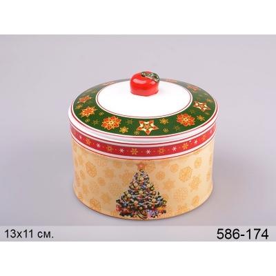 Емкость для сыпучих продуктов Ёлка (586-174)