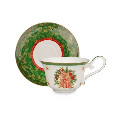 Чайный набор Christmas collection, 2 пр. (586-235)