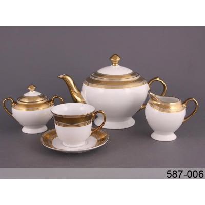 Чайный набор стелла, 15 пр. (587-006)