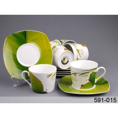 Чайный набор Ландыш (591-015)