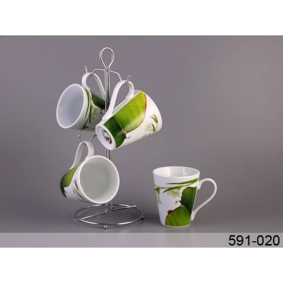 Чайный набор Ландыш (591-020)