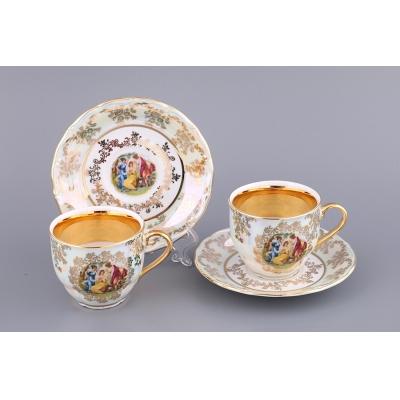 Чайный набор мадонна, 4 пр. (662-586)