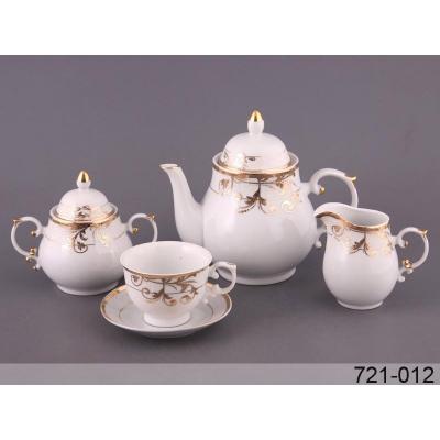 Набор чайный, 15 пр. (721-012)
