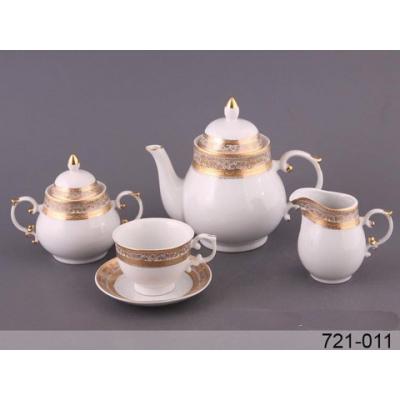 Чайный набор, 15 пр. (721-011)
