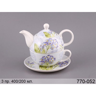 Чайный набор Магнолия, 3 пр. (770-052)