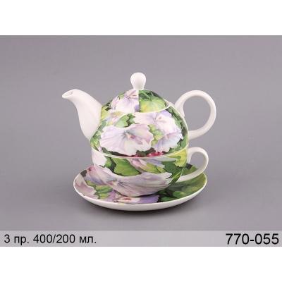 Чайный набор дурман, 3 пр. (770-055)