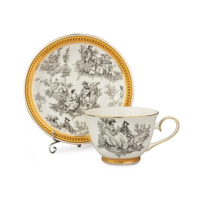 Чайный набор ренесанс, 12 пр. (84-644)
