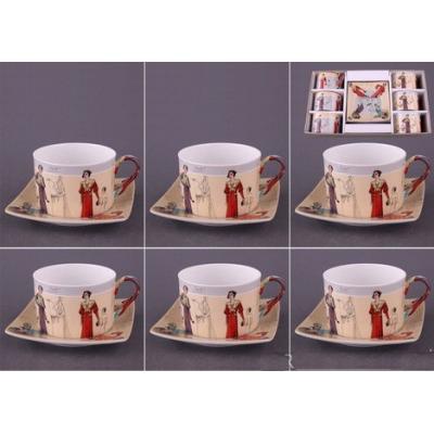 Чайный набор, 12 пр. (86-1551)